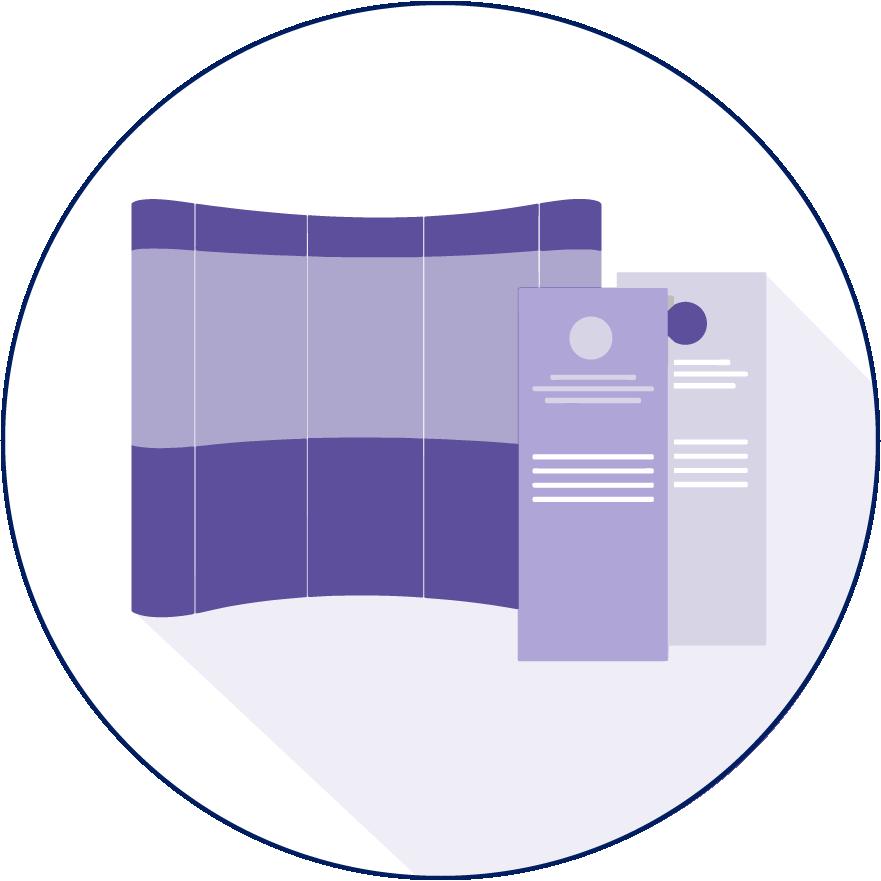 Beursaankleding / Signing icoon