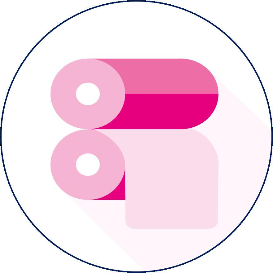 Drukwerk icoon