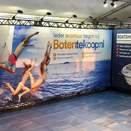 Beursstand Botentekoop.nl