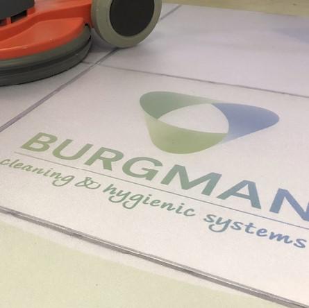 Beursstand Burgman
