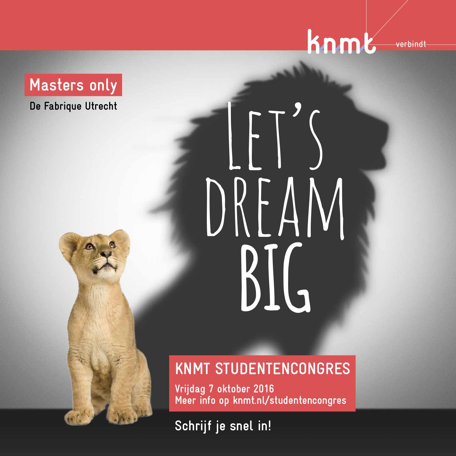 Let's Dream Big